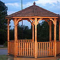 The Gazebo by William Copeland