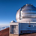 The Gemini Observatory by Jim Thompson