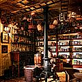 The General Store In My Basement by Olivier Le Queinec