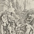 The Genius Of Salvator Rosa by Salvator Rosa