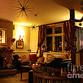 The George Inn Middle Wallop by Terri Waters