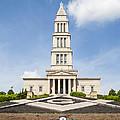 The George Washington Masonic Memorial And Tower In Alexandria Va by William Kuta