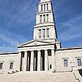 The George Washington Masonic Memorial In Alexandria Va by William Kuta