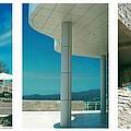 The Getty Triptych by Steve Karol
