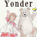 The Girl From Yonder - Ebook Cover by Mark Tisdale