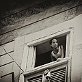 The Girl In The Window by Gigi Ebert