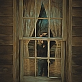 The Girl In The Window  by L Wright