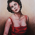 The Glamour Days Elizabeth Taylor by Andrew Read