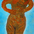 The Goddess Astarte.  by Augusta Stylianou