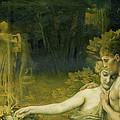 The Golden Age, 1897-98 by Janos Vaszary