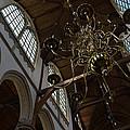 The Golden Chandelier  by Georgia Mizuleva