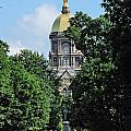 The Golden Dome by John Kiss