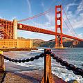 The Golden Gate by Brian Jannsen