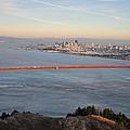The Golden Gate Bridge by Eryn Carter