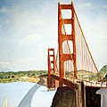The Golden Gate Bridge by Julia RIETZ