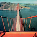 The Golden Gate Bridge by Serge Balkin