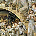The Golden Stairs by Edward Burne Jones