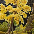 The Golden Tree by Gladys  Berchtold