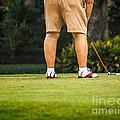 The Golfer by Mary  Smyth