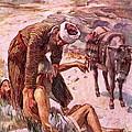The Good Samaritan by Harold Copping