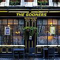 The Gooners Pub by David Pyatt