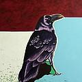 The Gossip - Raven by Joe  Triano