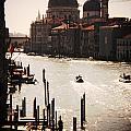 The Grand Canal by Jillian Barrile