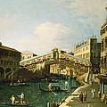 The Grand Canal   Venice by Canaletto