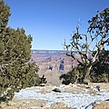 The Grand Canyon In January by Christy Gendalia