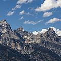 The Grand Tetons - Grand Teton National Park Wyoming by Brian Harig