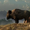 The Great American Bison by Daniel Eskridge