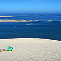 The Great Dune Of Pila In Arcachon Bay by RicardMN Photography