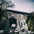 The Great Falls Of Paterson by Mark Miller