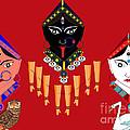 The Great Goddesses by Pratyasha Nithin