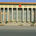 The Great Hall Of The People by Panoramic Images
