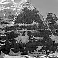 1m3752-bw-the Great North Face Of North Twin by Ed  Cooper Photography