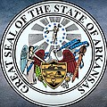 The Great Seal Of The State Of Arkansas by Movie Poster Prints