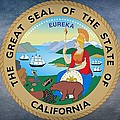 The Great Seal Of The State Of California by Movie Poster Prints