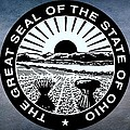The Great Seal Of The State Of Ohio  by Movie Poster Prints