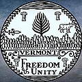 The Great Seal Of The State Of Vermont by Movie Poster Prints