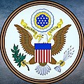 The Great Seal Of The United States  by Movie Poster Prints
