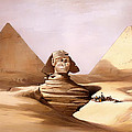 The Great Sphinx by Mountain Dreams
