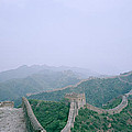 The Great Wall Of China by Shaun Higson