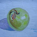 The Green Apple by Fladelita Messerli-