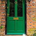 The Green Door by Mark Llewellyn