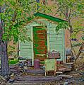 The Green Door by Mayhem Mediums