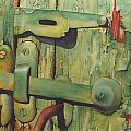 The Green Latch by Greg and Linda Halom