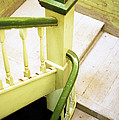 The Green Stairwell by Jennifer Atherton