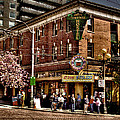 The Green Tortoise Hostel In Seattle by David Patterson
