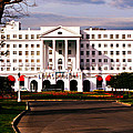 The Greenbrier Resort by Chastity Hoff